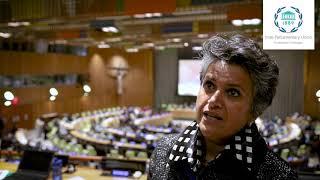 Download Safa Alhashem, MP, Kuwait, at the IPU-UN Annual Parliamentary Hearing 2019 Video