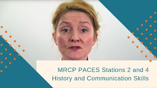 Download MRCP PACES Station 2 and 4: History and Communication skills how-to-pass guide Video