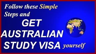 Download How to Get AUSTRALIAN STUDY VISA(Basic Requirements) Video