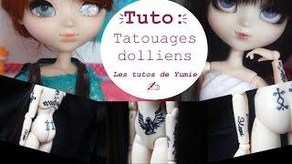 Download °TUTO° Tatouages dolliens -Les Tutos de Yumie- Video