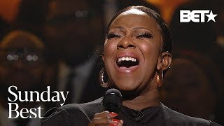 Download Get Your Blessings from this Le'Andria Johnson 'Sunday Best' Performance Video