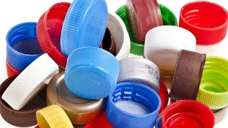Download What can be made out of plastic bottle lids Video