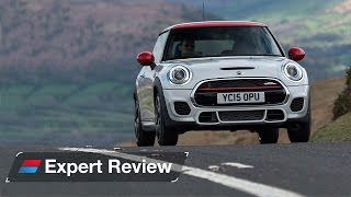 Download Mini Hatch JCW car review Video