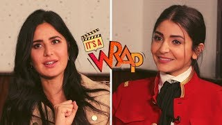 Download Katrina Kaif & Anushka Sharma | It's A Wrap with Parul Sharma | Zero Video
