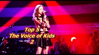 Download Top 5 - The Voice of Kids 2 Video