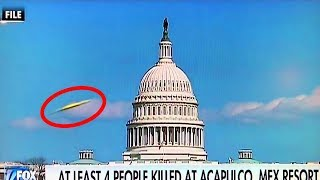Download 19 UFO Sightings Caught on Live TV Video