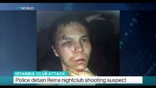 Download Istanbul Club Attack: Police detain Reina nightclub shooting suspect in Istanbul's Esenyurt district Video