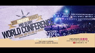 Download FROM THE GLORY DOME: HEALING AND DELIVERANCE SERVICE 12.11.2019 Video