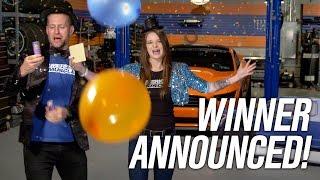 Download WINNER REVEALED: 2017 Raptor & 850HP Mustang Giveaway! - AmericanMuscle Video