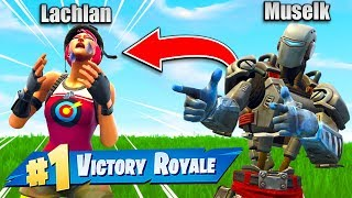 Download So I Beat Lachlan In Fortnite lol... Video