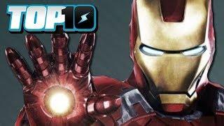 Download Top 10 Craziest Iron Man Suits Video