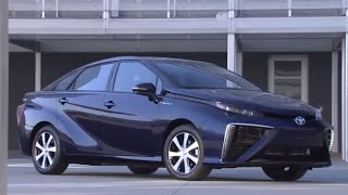 Download 2016 Toyota Mirai First Drive Video
