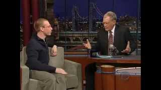 Download David Letterman Mathematics Genius Prodigy Daniel Tammet Math 3.14 Pi Day Video