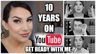 Download MY YOUTUBE DECADE | What Makeup STILL Works? Laughs, Tears & Reminiscing Video