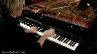 Download Jarrod Radnich - Virtuosic Piano Solo - Pirates of the Caribbean Video