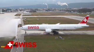 Download Boeing 777-300ER - Welcome to the fleet | SWISS Video