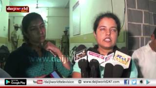 Download Udupi: DC says illegal sand miners tried to murder her during raid, files complaint Video