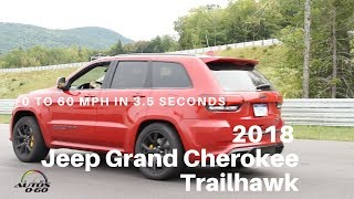 Download 2018 Jeep Grand Cherokee TrackHawk Launch Control System Video