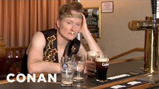 Download Conan Visits Irish American Heritage Center - CONAN on TBS Video