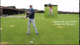 Download The biggest mistake in a golf swing Video