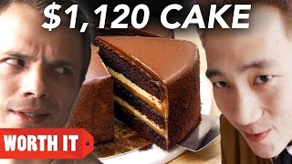 Download $27 Cake Vs. $1,120 Cake Video