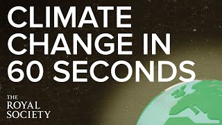 Download An introduction to climate change in 60 seconds Video