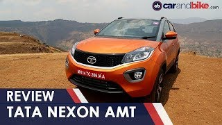 Download Tata Nexon AMT Hyprdrive Review | NDTV carandbike Video