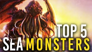 Download Sea of Thieves - TOP 5 Legendary Sea Monsters Video
