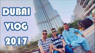 Download Dubai Vlog 2017 - BurjKhalifa, Dubai Fountain, Dubai Atlantis Waterpark, Dubai Helicopter Tour Video