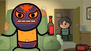 Download El Reverso REVERSED (Cyanide and Happiness Show) Video
