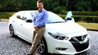 Download Nissan Maxima 2017 PLATINUM Road Test POV Experience Video