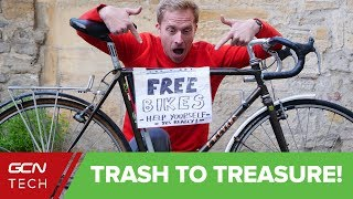 Download Trash To Treasure | How To Fix Up An Old Bike Video