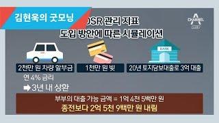 Download 총부채원리금산환비율 관리지표 (DSR) 도입 | 김현욱의 굿모닝 519회 Video