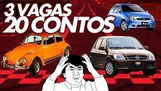 Download 3 VAGAS, 20 CONTO! CASSIO, GERSON, BOLA E MOCOCA FAZEM SUAS ESCOLHAS - ACELEDEBATE #11 Video