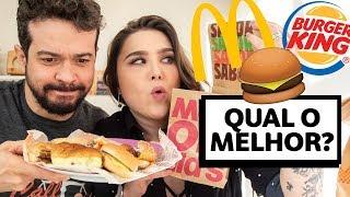 Download Qual o MELHOR CHEESEBURGUER? #Degustachata | Lu Ferreira Video