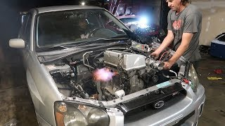 Download The K Swap STI Is ALIVE! Video