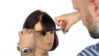 Download How to Cut Bangs - TheSalonGuy Video