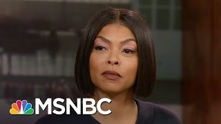 Download Taraji P. Henson On 'Hidden Figures': 'A Mind Doesn't Have A Color' | Hardball | MSNBC Video