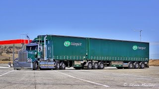 Download P3 Transport Kenworth T909 in Central Victoria Video
