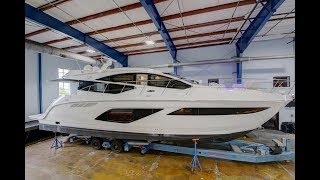 Download 2018 Sea Ray L-Class L550 Yacht For Sale at MarineMax Clearwater Video