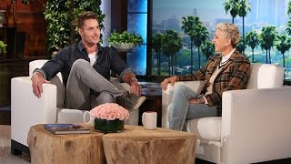 Download 'This Is Us' Star Justin Hartley Is Here! Video