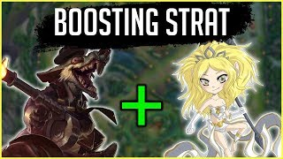 Download NEW Boosting Strat Commentary Guide - Twitch Jungle + Janna Top   League of Legends Video