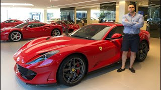Download COLLECTION DAY - 2018 Ferrari V12 GTC4LUSSO Review Video