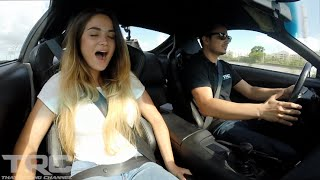 Download Maria ″Evo Girl″ Rides in 1200HP BEAST Supra! Video