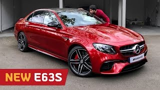 Download Mr.AMG on the NEW AMG E63S 4Matic Plus! - RBR First Drive Video