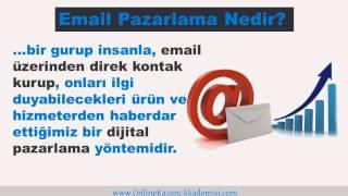 Download Email Pazarlama ile Kazançlarınızı Nasıl Otomatize Edersiniz Video