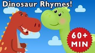 Download Dinosaur Rhymes | Nursery Rhymes from Mother Goose Club! Video