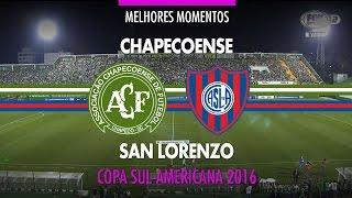 Download Melhores Momentos - Chapecoense 0 x 0 San Lorenzo - Copa Sul-Americana - 23/11/2016 Video