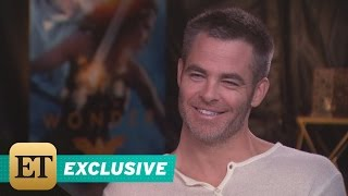 Download EXCLUSIVE: Chris Pine Says He Feels for Women After Being 'Objectified' in 'Wonder Woman' Nude Sc… Video