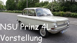 Download Vorstellung/Review | 1969 NSU Prinz 4L | Interieur/Exterieur Video